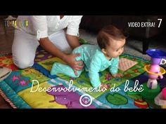 5 brincadeiras para estimular o bebê a engatinhar - TempoJunto