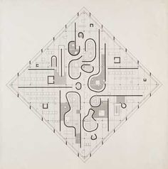 Working It Out: On John Hejduk's Diamond Configurations