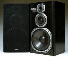 YAMAHA NS-700X Monitor  1986