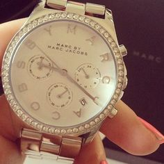 marc jacobs watch <3