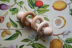 DIY Montessori Rattl