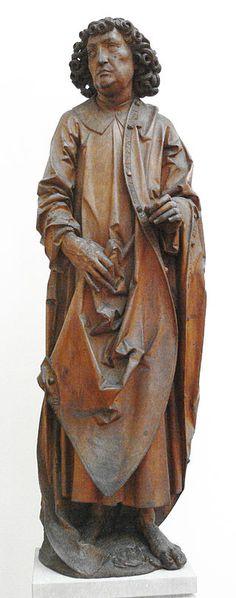 Riemenschneider Apostel Matthias - Category:Tilman Riemenschneider - Wikimedia Commons
