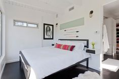 Martha's container bedroom