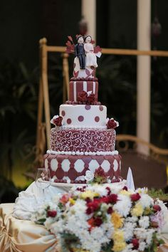 Hearts and Bells specializes in custom made wedding and birthday cakes that have been received with much delight by discriminating couples and celebrants. Each cake is custom designed to reflect your own personal taste and style.  www.beforeidobridalfair.com #beforeido, #beforeidobridalfair, #heartsandbells