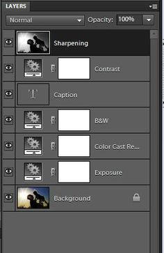 tutorial on layers in photoshop elements