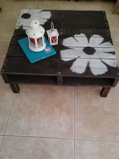 My palet (DIY) coffee table