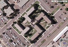 De architect die zijn ontwerp niet van boven heeft bekeken.