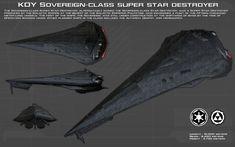 Sovereign-class Super Star Destroyer ortho [New] by unusualsuspex on DeviantArt