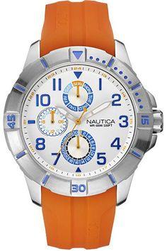 Noutati de la Nautica! Un ceas de vara, perfect pentru activitati in aer liber si nu numai!  https://www.watchshop.ro/ceasuri-barbatesti/nautica/nsr-300-nai12507g/