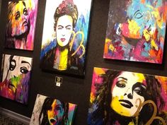 My art featured at Luis Sottil Studios in Key West Florida! #urbanart, #women,#graffitiart, #graffitti, #abstractart, #artgallery, #gallery, #streetart, #colors,#popart, #femme, #modernart, #paintings, #girl, #urbanartist,#contemporaryart, #faces, #colorful http://www.johansenfineart.com/urbanart