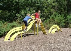 Playscapes - All the Best Playgrounds are Here: