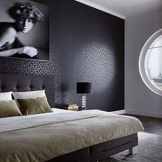 Pinterest el cat logo global de ideas - Papel pintado dormitorio principal ...