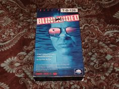 Blindsided (VHS, 1993) Rare OOP MCA Jeff Fahey/Mia Sara TV Thriller *NOT ON DVD*