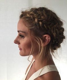Olivia Palermo's Braided Hamptons Hairstyle - 101 Pinterest Braids That Will Save Your Bad Hair Day - Livingly