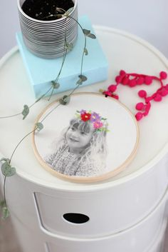 Learn a New Creative Skill - Embroidery