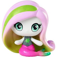 An overview of all Monster High Mermaid Ghouls Minis with images and all info. Mini Monster, Monster High Dolls, Girl Dolls, Barbie Dolls, Monster High Mermaid, Ghoul School, Best Christmas Toys, Bloom Winx Club, Popular Toys