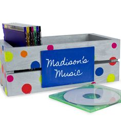 CD Crate