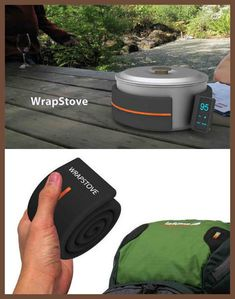 The Future of Camping: 13 Cool, Clever & Offbeat Gadgets - WebEcoist Camping Bedarf, Camping Survival, Family Camping, Camping Hacks, Outdoor Camping, Camping Ideas, Camping Supplies, Camping Guide, Camping Essentials