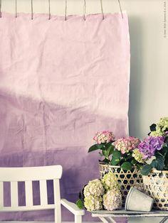 Hortensian färgar av sig | Livet Hemma – IKEA