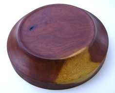 Texas Mesquite Bowl Hand Lathe Turned Wooden Bowl by PrissysPlace