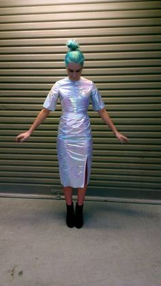 Dyspnea dress - would look amazing in the lights