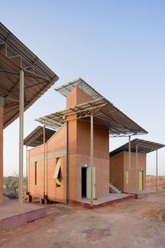 Opera House for Africa | Kéré Architecture | Slide show | Architectural Record