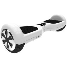 Buy 7 inch wheel segway board in white real air board uk