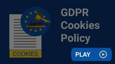 Watch our short and informative video to learn about creating a GDPR-compliant Cookies Policy and what to include in yours. Cookies Website, Free To Use Images, Finding Yourself, Make It Yourself, Cookies Policy, Learning, Watch, Clock, Studying