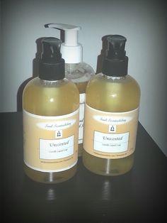 Liquid Liquid Soap, Artisan, Personal Care, Canning, Natural, Purpose, Fun, Products, Craftsman