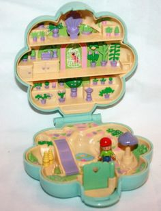 Polly Pocket - Midges Flower Shop