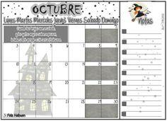 Octubre 2016 Halloween