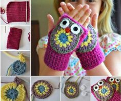 Owl handmade – 15 variants | PicturesCrafts.com