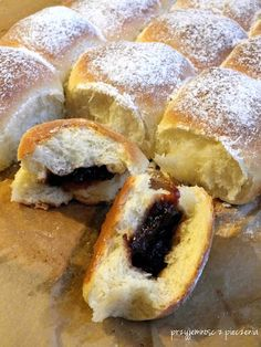 Calzone, Hot Dog Buns, Bagel, Cooking Recipes, Bread, Pizza, Chef Recipes, Brot, Baking