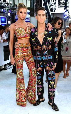 MTV VMA 2016 Best Red Carpet Celebrity Looks