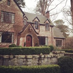 Limestone & Boxwoods - Instagram (@limestoneboxwoods) - South Of Market owner Kay Douglas' house in Buckhead.