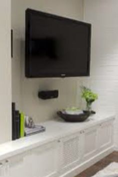 Swivel Wall Mounted Flatscreen TV