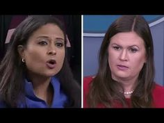 """We Are A Nation Of Laws""Sarah Sanders Completely Destroys NBC Reporter Over Trump's DACA Decision"