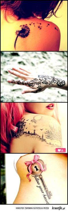 I love the hand tattoo!