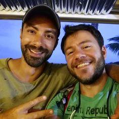 Ο πιο real #happytraveller που χω γνωρίσει! btw... Τα λεμε σε X βδομαδες! #survivorGR