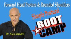Forward Head Posture & Rounded #Shoulders (Simple Postural Boot Camp Exer...