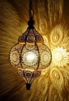 Christmas Gifted Lamp Antique Look Modern Turkish Hanging Oriental Arabian Golden Moroccan Lamp Ceiling Light Home Decor Lantern Gift Antique Light Fixtures, Hanging Light Fixtures, Antique Lamps, Antique Lighting, Pendant Light Fixtures, Antique Gold, Vintage Lamps, Moroccan Ceiling Light, Moroccan Lamp