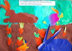 Kunstunterricht in der Grundschule, Kunstbeispiele Klasse 1 bis 6, Ostern - 136s Webseite! Outdoor Decor, Home Decor, Website, Art Education Lessons, Elementary Schools, Easter Activities, Homemade Home Decor, Interior Design, Home Interiors