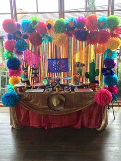 Quinceanera Party Planning – 5 Secrets For Having The Best Mexican Birthday Party Mexican Birthday Parties, Mexican Fiesta Party, Fiesta Theme Party, Birthday Party Themes, Mexican Candy Bar, Mexican Desserts, Mexican Dessert Table, Birthday Ideas, 3rd Birthday