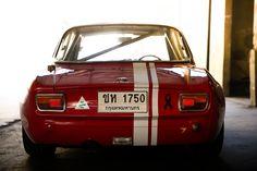 This Alfa Romeo GTAm Is Patroling The Streets Of Bangkok • Petrolicious