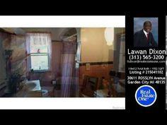 30611 ROSSLYN Avenue, Garden City, MI - $115,000 - YouTube