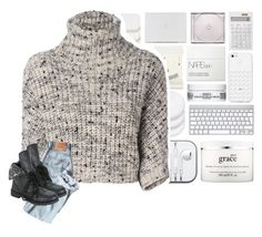 """""""So let me hold both your hands in the holes of my sweater"""" by mint-green-macaroonn ❤ liked on Polyvore featuring Comodynes, COVERGIRL, CO, Brunello Cucinelli, philosophy, Kiehl's, NARS Cosmetics, Muji and Hot Topic"""