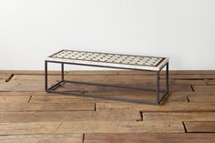 BODIE COFFEE TABLE - pinwheel | Originalアイテム | JETTY 2PSOFA | ACME Furniture (アクメファニチャー)