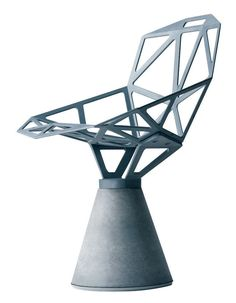 MAGIS Chair One Concrete | Konstantin Grcic