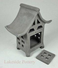 pagoda lantern rear door