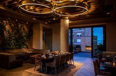 The Gansevoort Park Avenue Has Reinvented Its Rooftop Lounge || HotelChatter